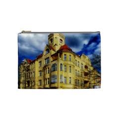 Berlin Friednau Germany Building Cosmetic Bag (Medium)
