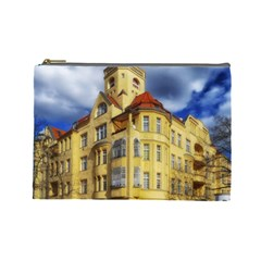 Berlin Friednau Germany Building Cosmetic Bag (Large)