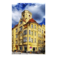 Berlin Friednau Germany Building Shower Curtain 48  x 72  (Small)