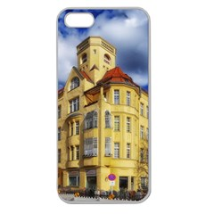 Berlin Friednau Germany Building Apple Seamless iPhone 5 Case (Clear)