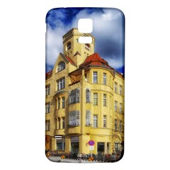 Berlin Friednau Germany Building Samsung Galaxy S5 Back Case (white)
