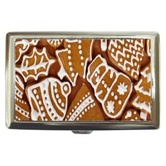 Biscuit Brown Christmas Cookie Cigarette Money Cases