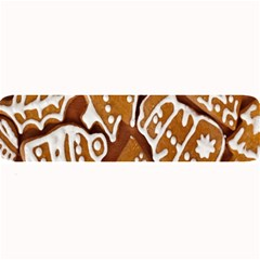 Biscuit Brown Christmas Cookie Large Bar Mats