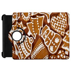 Biscuit Brown Christmas Cookie Kindle Fire Hd 7