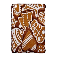 Biscuit Brown Christmas Cookie Apple iPad Mini Hardshell Case (Compatible with Smart Cover)