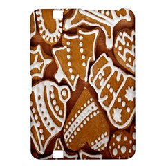 Biscuit Brown Christmas Cookie Kindle Fire HD 8.9