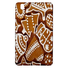 Biscuit Brown Christmas Cookie Samsung Galaxy Tab Pro 8 4 Hardshell Case