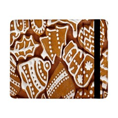 Biscuit Brown Christmas Cookie Samsung Galaxy Tab Pro 8 4  Flip Case