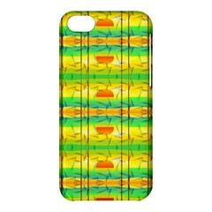 Birds Beach Sun Abstract Pattern Apple iPhone 5C Hardshell Case