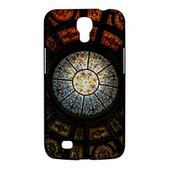 Black And Borwn Stained Glass Dome Roof Samsung Galaxy Mega 6 3  I9200 Hardshell Case