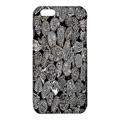 Black And White Art Pattern Historical iPhone 6/6S TPU Case