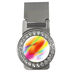 Blur Color Colorful Background Money Clips (CZ)
