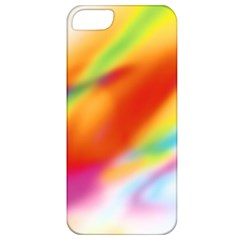 Blur Color Colorful Background Apple Iphone 5 Classic Hardshell Case