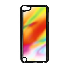 Blur Color Colorful Background Apple iPod Touch 5 Case (Black)