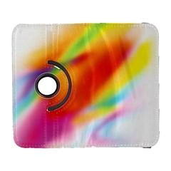 Blur Color Colorful Background Galaxy S3 (flip/folio)