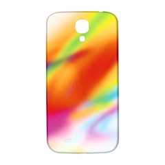 Blur Color Colorful Background Samsung Galaxy S4 I9500/i9505  Hardshell Back Case