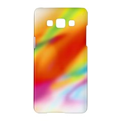 Blur Color Colorful Background Samsung Galaxy A5 Hardshell Case