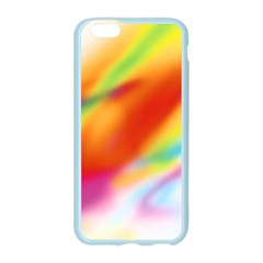 Blur Color Colorful Background Apple Seamless iPhone 6/6S Case (Color)