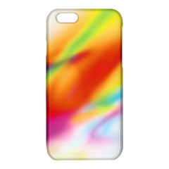 Blur Color Colorful Background iPhone 6/6S TPU Case