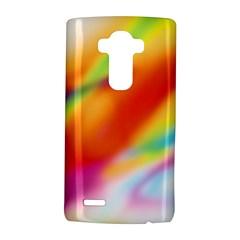 Blur Color Colorful Background LG G4 Hardshell Case