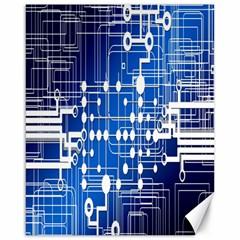 Board Circuits Trace Control Center Canvas 16  x 20