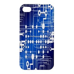 Board Circuits Trace Control Center Apple iPhone 4/4S Hardshell Case