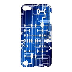 Board Circuits Trace Control Center Apple iPod Touch 5 Hardshell Case
