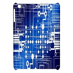 Board Circuits Trace Control Center Apple Ipad Mini Hardshell Case