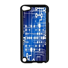 Board Circuits Trace Control Center Apple iPod Touch 5 Case (Black)