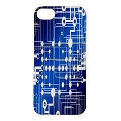 Board Circuits Trace Control Center Apple iPhone 5S/ SE Hardshell Case