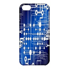 Board Circuits Trace Control Center Apple Iphone 5c Hardshell Case
