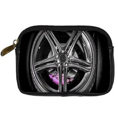 Bord Edge Wheel Tire Black Car Digital Camera Cases