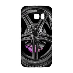 Bord Edge Wheel Tire Black Car Galaxy S6 Edge