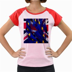 Brexit Referendum Uk Women s Cap Sleeve T-Shirt