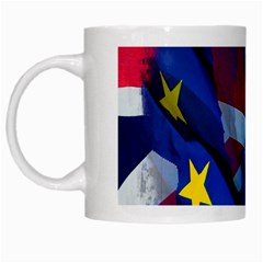 Brexit Referendum Uk White Mugs