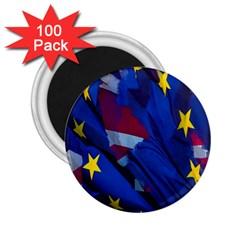 Brexit Referendum Uk 2 25  Magnets (100 Pack)