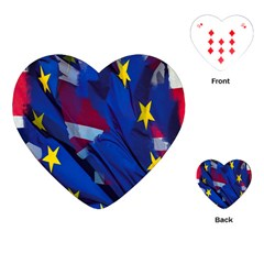 Brexit Referendum Uk Playing Cards (Heart)
