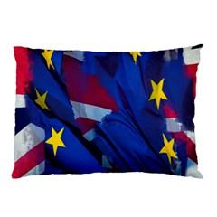 Brexit Referendum Uk Pillow Case