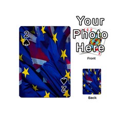 Brexit Referendum Uk Playing Cards 54 (Mini)