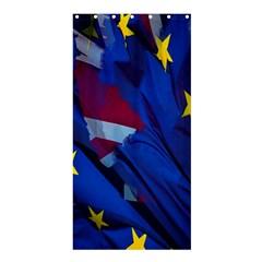 Brexit Referendum Uk Shower Curtain 36  x 72  (Stall)