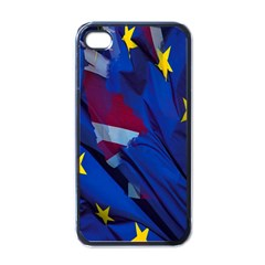 Brexit Referendum Uk Apple iPhone 4 Case (Black)