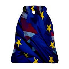 Brexit Referendum Uk Bell Ornament (Two Sides)