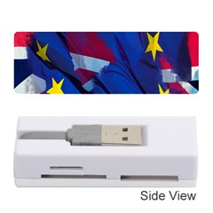 Brexit Referendum Uk Memory Card Reader (Stick)