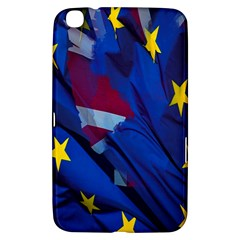 Brexit Referendum Uk Samsung Galaxy Tab 3 (8 ) T3100 Hardshell Case