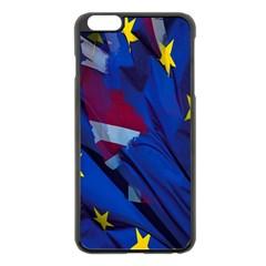 Brexit Referendum Uk Apple iPhone 6 Plus/6S Plus Black Enamel Case