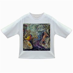 Brick Of Walls With Color Patterns Infant/Toddler T-Shirts