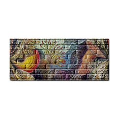 Brick Of Walls With Color Patterns Cosmetic Storage Cases
