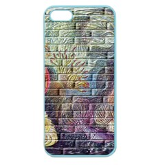 Brick Of Walls With Color Patterns Apple Seamless iPhone 5 Case (Color)