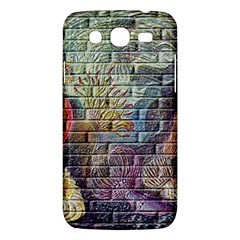 Brick Of Walls With Color Patterns Samsung Galaxy Mega 5 8 I9152 Hardshell Case