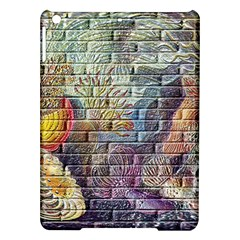 Brick Of Walls With Color Patterns Ipad Air Hardshell Cases